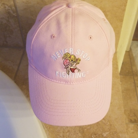 21ba87d68e9 Breast Cancer Awareness Cap